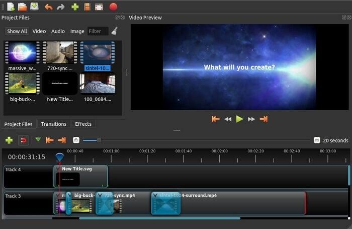 openshot - a melhor alternativa ao windows movie maker