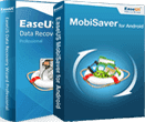 EaseUS MobiSaver + Data Recovery Wizard