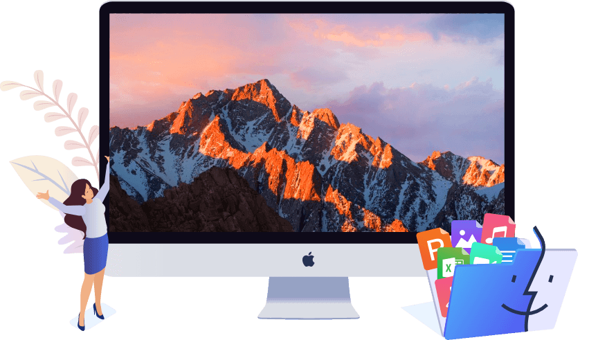 EaseUS Mac data recovery features